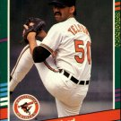 1991 Donruss 501 Anthony Telford RC