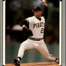 1991 Leaf 203 Randy Tomlin RC