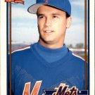 1991 Topps Traded 109T Doug Simons RC