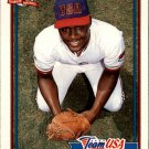 1991 Topps Traded 61T Charles Johnson USA RC