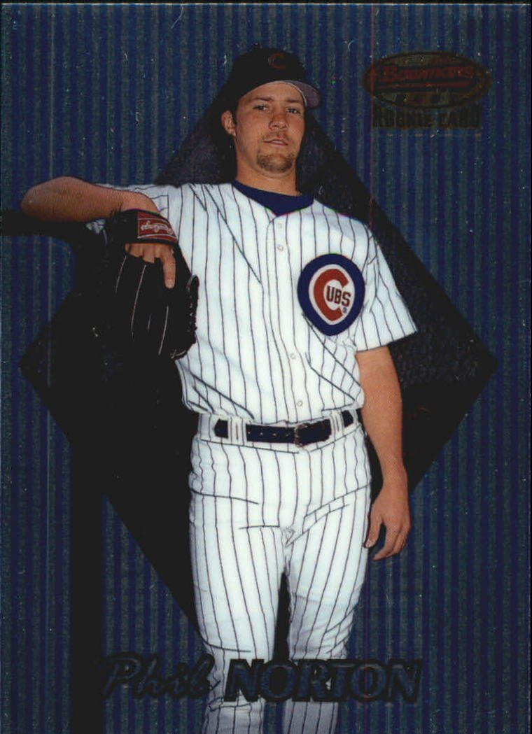 1999 Bowman's Best 182 Phil Norton RC