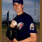 1999 Topps Traded T3 Matt Wise RC