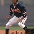 2001 Upper Deck 272 Wilson Betemit SR RC