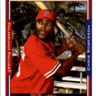 2005 Topps 312 Chris Roberson FY RC