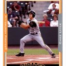 2005 Topps 318 Chaz Lytle FY RC
