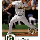 2006 Fleer 41 Ron Flores RC
