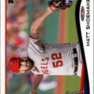 2014 Topps Update US268 Matt Shoemaker RC