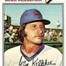 1977 Topps 657 Mick Kelleher RC
