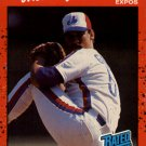 1990 Donruss 40 Mark Gardner RR RC