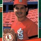 1991 Donruss 615 Mike Perez RC