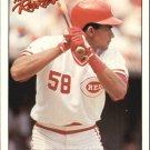 1992 Donruss Rookies 52 Cesar Hernandez RC