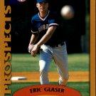 2002 Topps 322 Eric Glaser PROS RC
