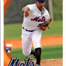 2010 Topps 395 Jenrry Mejia RC