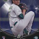 2016 Bowman Platinum 91 Sean Manaea RC