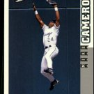 1998 Score Rookie Traded 108 Mike Cameron