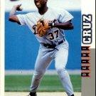1998 Score Rookie Traded 112 Deivi Cruz