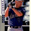 1998 Score Rookie Traded 165 Matt Williams