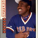 1998 Score Rookie Traded 70 Reggie Jefferson