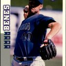 1998 Score Rookie Traded 95 Andy Benes