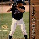 1999 UD Choice Rookie Class R10 Mike Kinkade