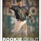2006 Topps Update Rookie Debut RD43 Stephen Drew