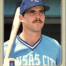 1983 Fleer 123 Don Slaught RC