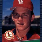 1986 Donruss 596 Pat Perry RC