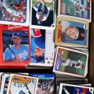 Huge 2500+ Lot of Baseball Cards (1987-Present)