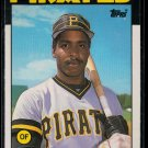 1986 Topps Traded 11T Barry Bonds XRC