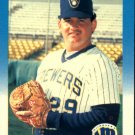 1987 Fleer 338 Chris Bosio RC