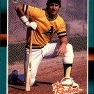 1988 Donruss Rookies 13 Doug Jennings XRC