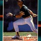 1988 Donruss Rookies 18 Walt Weiss XRC