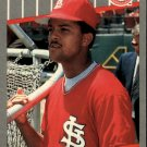 1989 Fleer 443 Luis Alicea RC