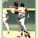 1991 Score 711 Paul Faries RC