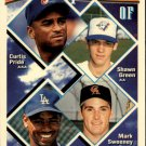1994 Topps 237 Pride RC/Green/Sweeney RC