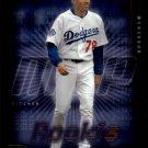 2002 Upper Deck MVP 204 Victor Alvarez RC
