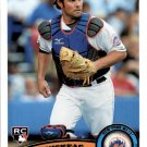 2011 Topps 523 Mike Nickeas (RC)