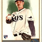 2011 Topps Allen and Ginter 20 Jeremy Hellickson RC