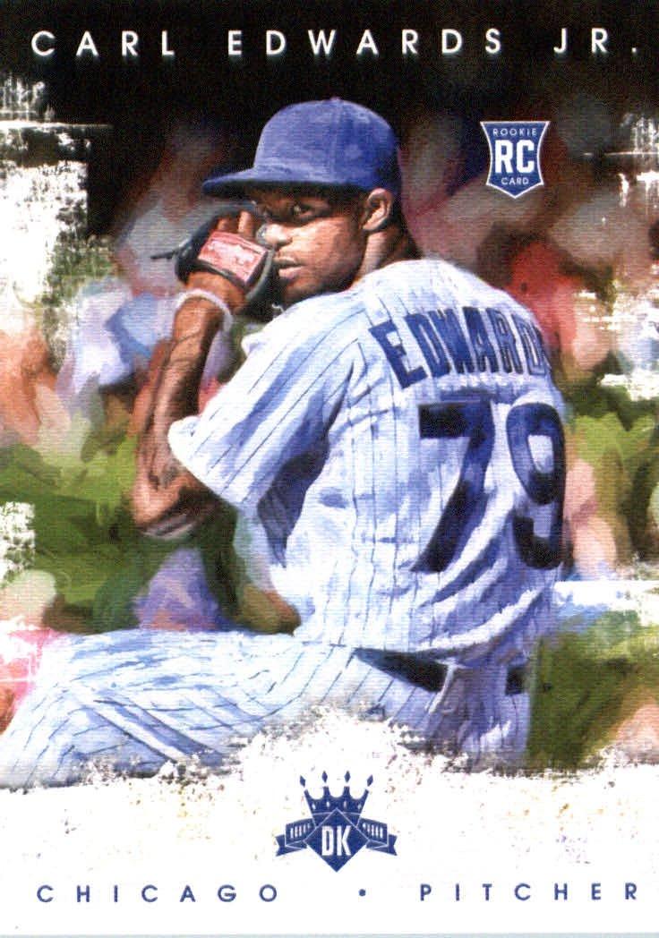 2016 Diamond Kings 168 Carl Edwards Jr. RC
