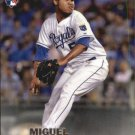 2016 Stadium Club 61 Miguel Almonte RC
