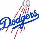 1988 Fleer MLB Los Angeles Dodgers Team Set