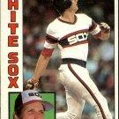 1984 Topps 518 Greg Walker RC