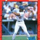 1990 Donruss 33B J.Gonzalez COR RC