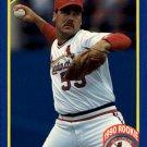 1990 Score 628 Matt Kinzer RC