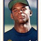 1991 Bowman 156 Carl Everett RC