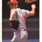 1992 Donruss Rookies 126 Mike Williams RC