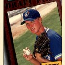 1994 Topps 206 Jeremy Lee RC