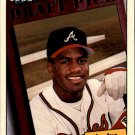 1994 Topps 752 Andre King RC