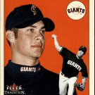 2000 Fleer Tradition Update 140 Ryan Vogelsong RC