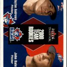 2000 Fleer Tradition Update 30 C.Andrews/J.Bale RC